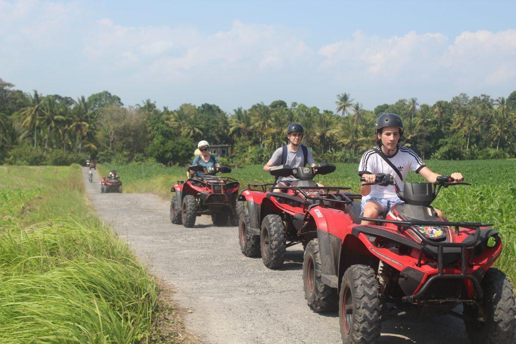 quad biking near Ubud