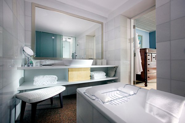 Enjoy a long, hot, soak in the bathtub during your stay.