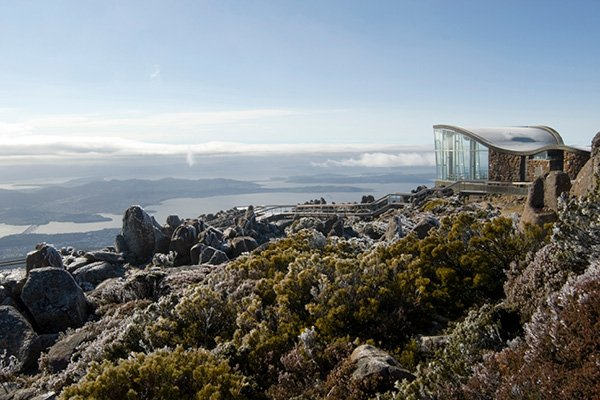 Enjoy a bushwalk to the top of Mount Wellington during your stay.