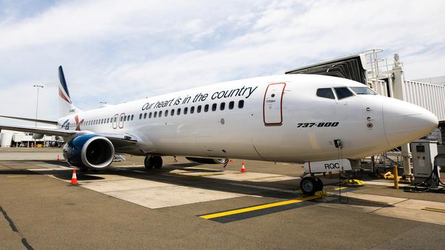 Rex Air – Melbourne to Gold Coast Inaugural flight